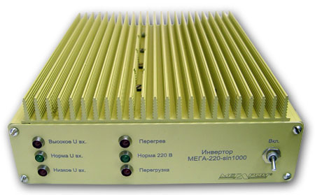 Инвертор 1000Вт 220В синус