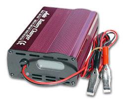 Автоматическое зарядно-предпусковое устройство для автомобильных аккумуляторных батарей